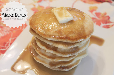 All Natural Maple Syrup