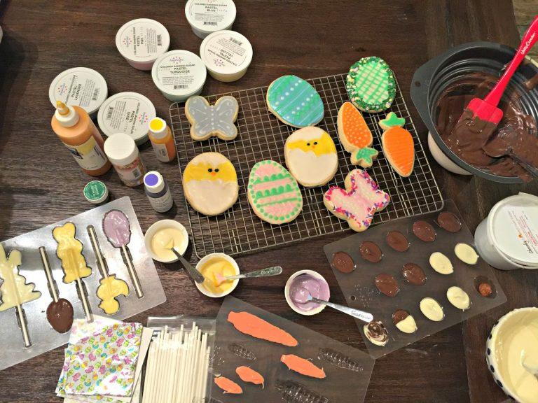 Easter Basket Chocolates