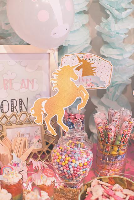 The BEST Unicorn Party Idea