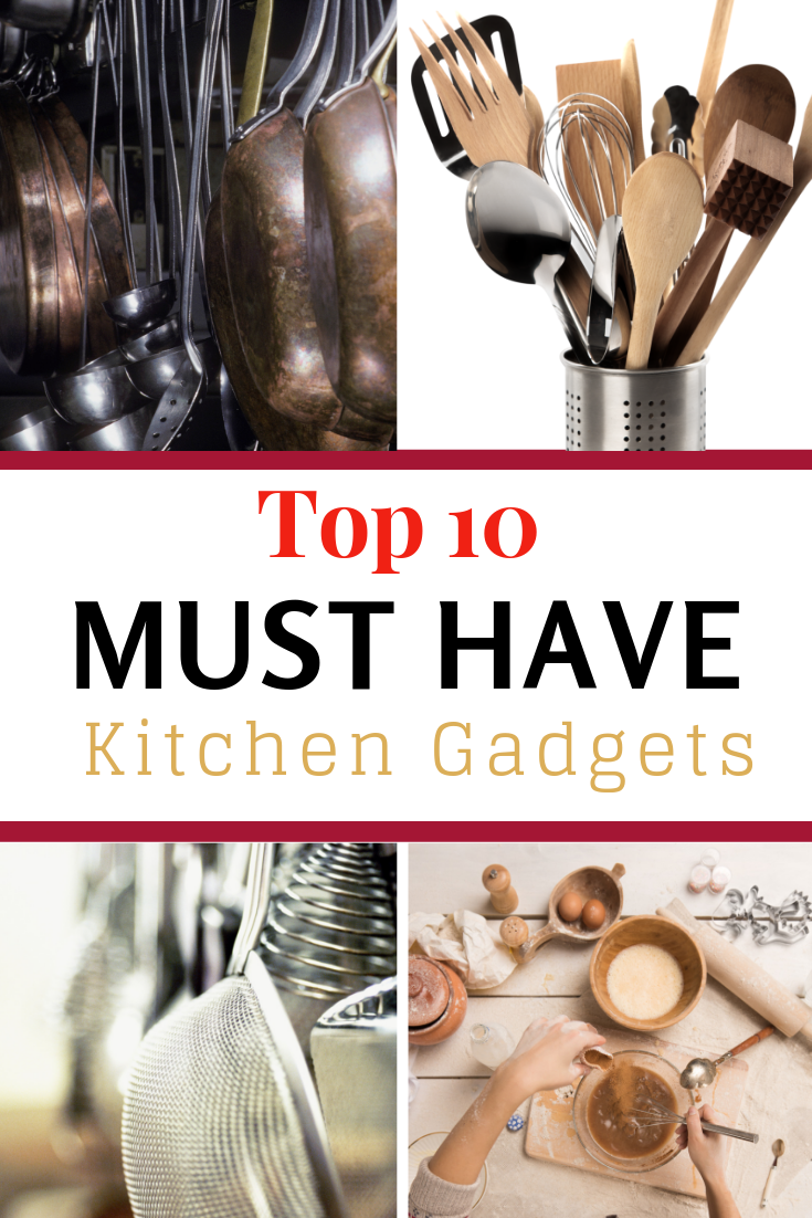 "Spending time in the kitchen can be fun but also frustrating if you don't have the right things. Not all kitchen gadgets have to be ""chef approved"" but just normal things that anyone can operate out of their at home kitchen. #madeitateitlovedit"