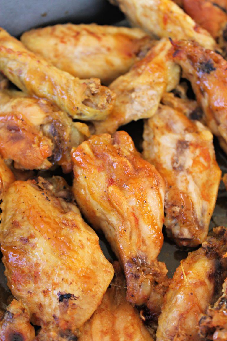 Crockpot Italian Gold Chicken Wings