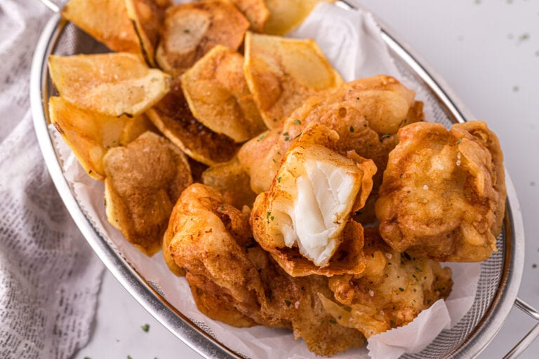 Recipe for Southern Fried Fish