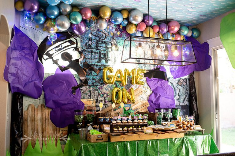 Ultimate FORTNITE Birthday Party : Everything You Need!