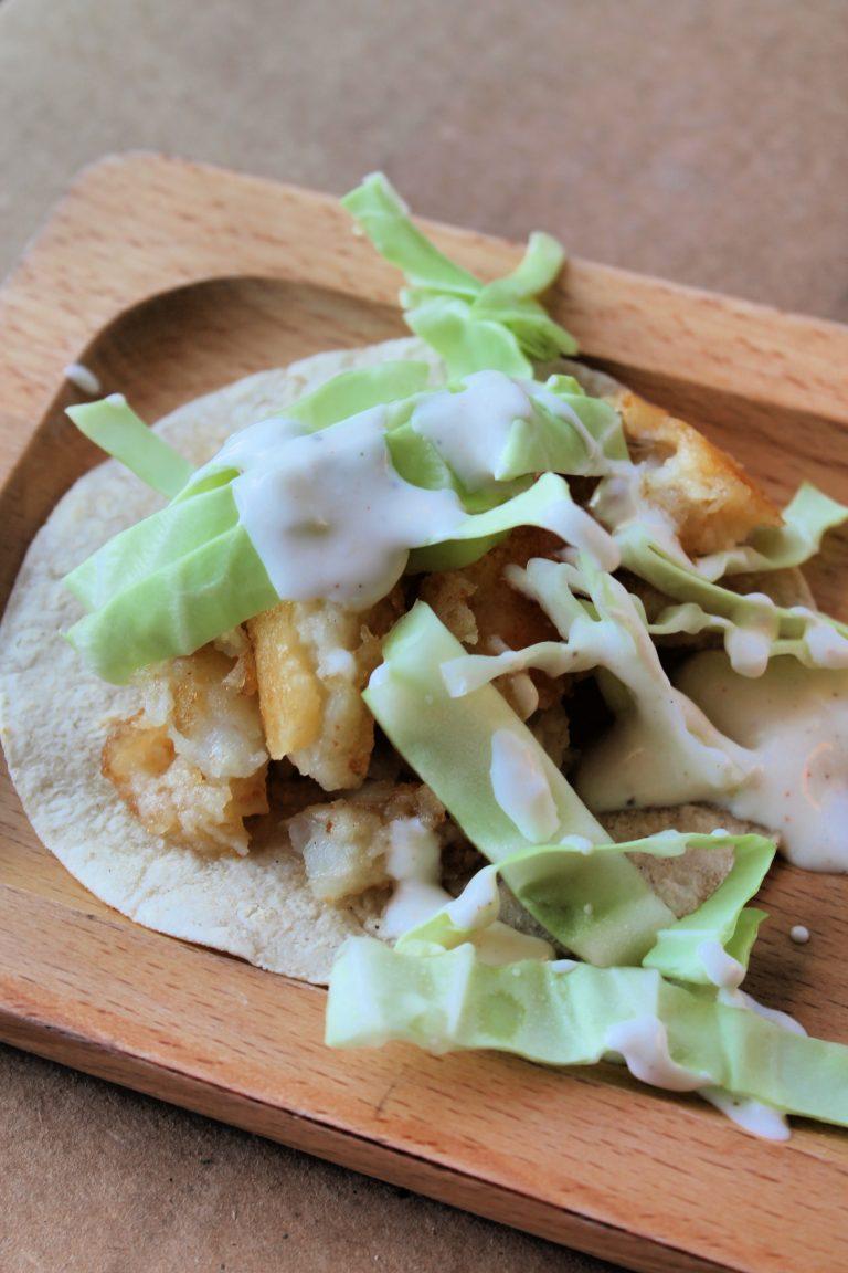The BEST Copycat Rubio's Fish Tacos!