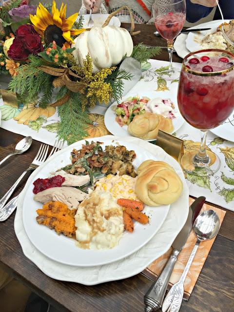 Thanksgiving Round Up Post