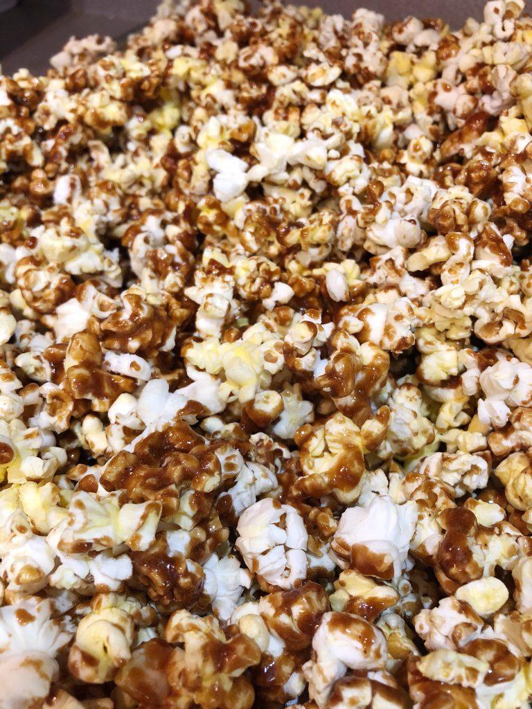 Autumn Popcorn