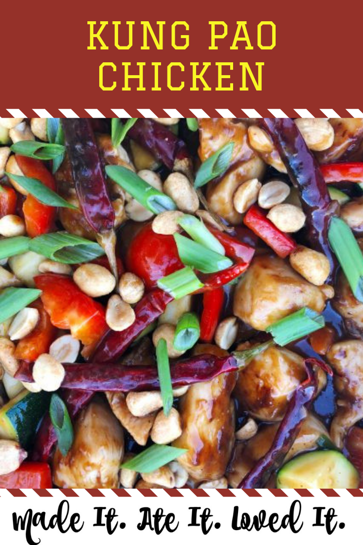 Looking for an authentic kung pao chicken recipe? Or an easy kung pao chicken recipe. Better yet looking for a copycat panda kung pao chicken recipe. Here is it! This is similar to the kung pao chicken at pf Changs and it absolutely delicious!  #madeitateitlovedit #chinesefood #copycatrecipes #pfchangs #foodblogger