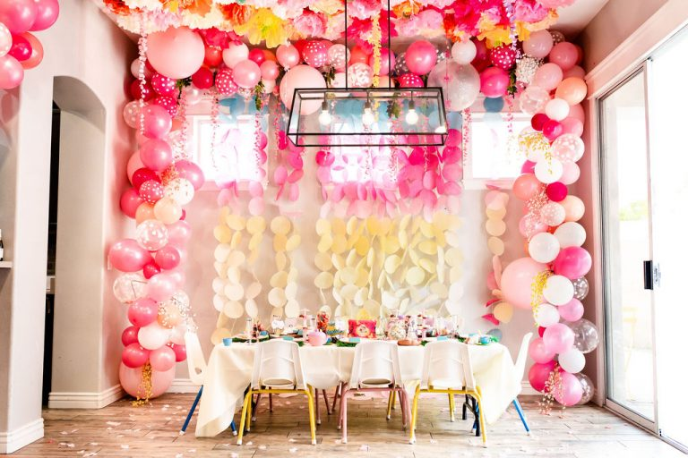How to Throw the Perfect Fancy Nancy Birthday Party!