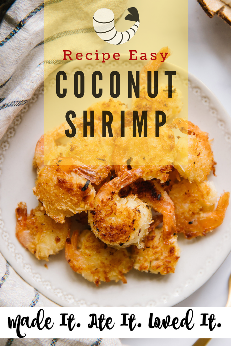 This coconut shrimp recipe is a like a Hawaiin vacation! With pineapple juice and coconut, my whole family LOVES this recipe! SEE INGREDIENTS!