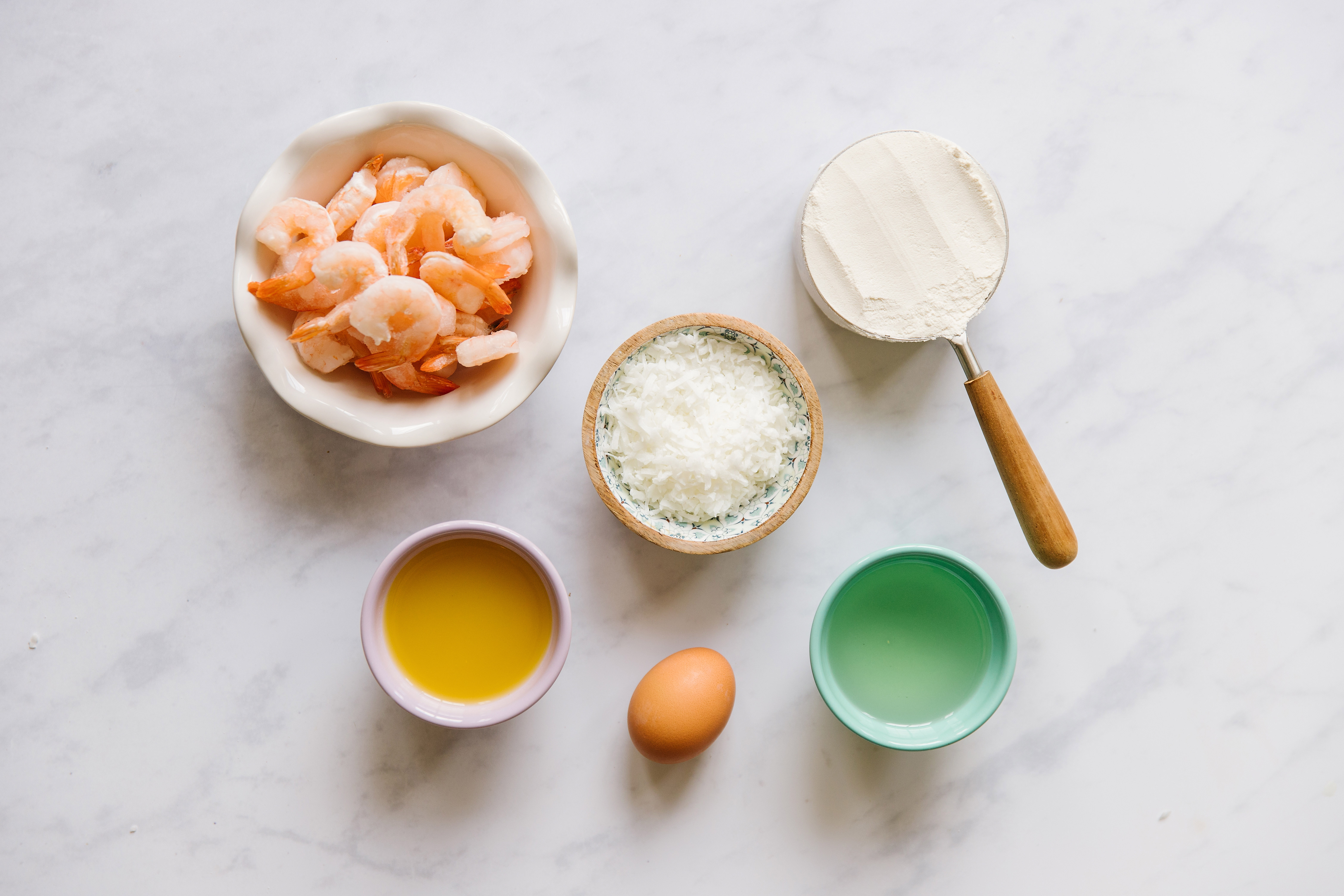 coconut shrimp ingredients