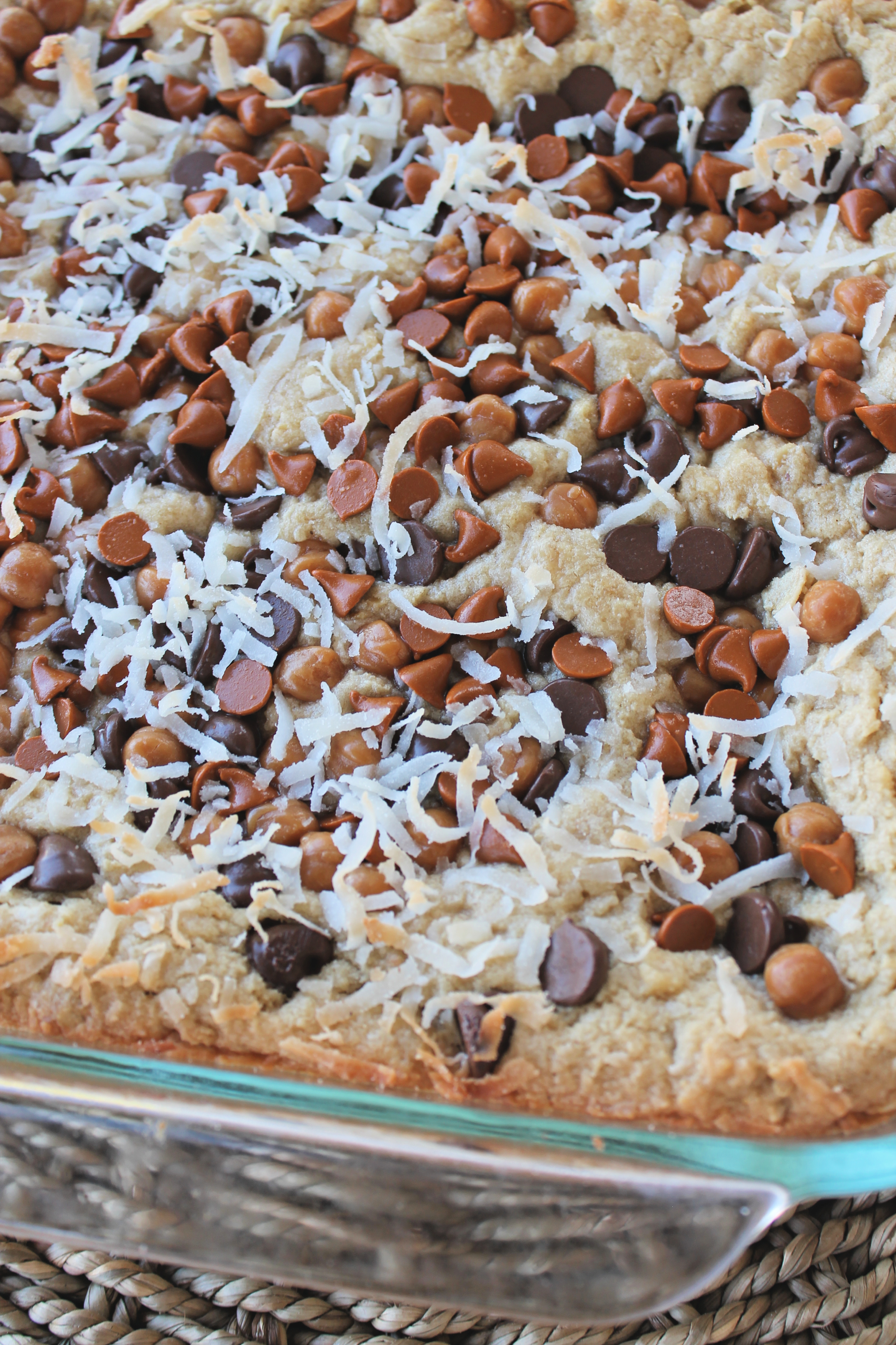 Make Your Own Monster Cookie Bars!