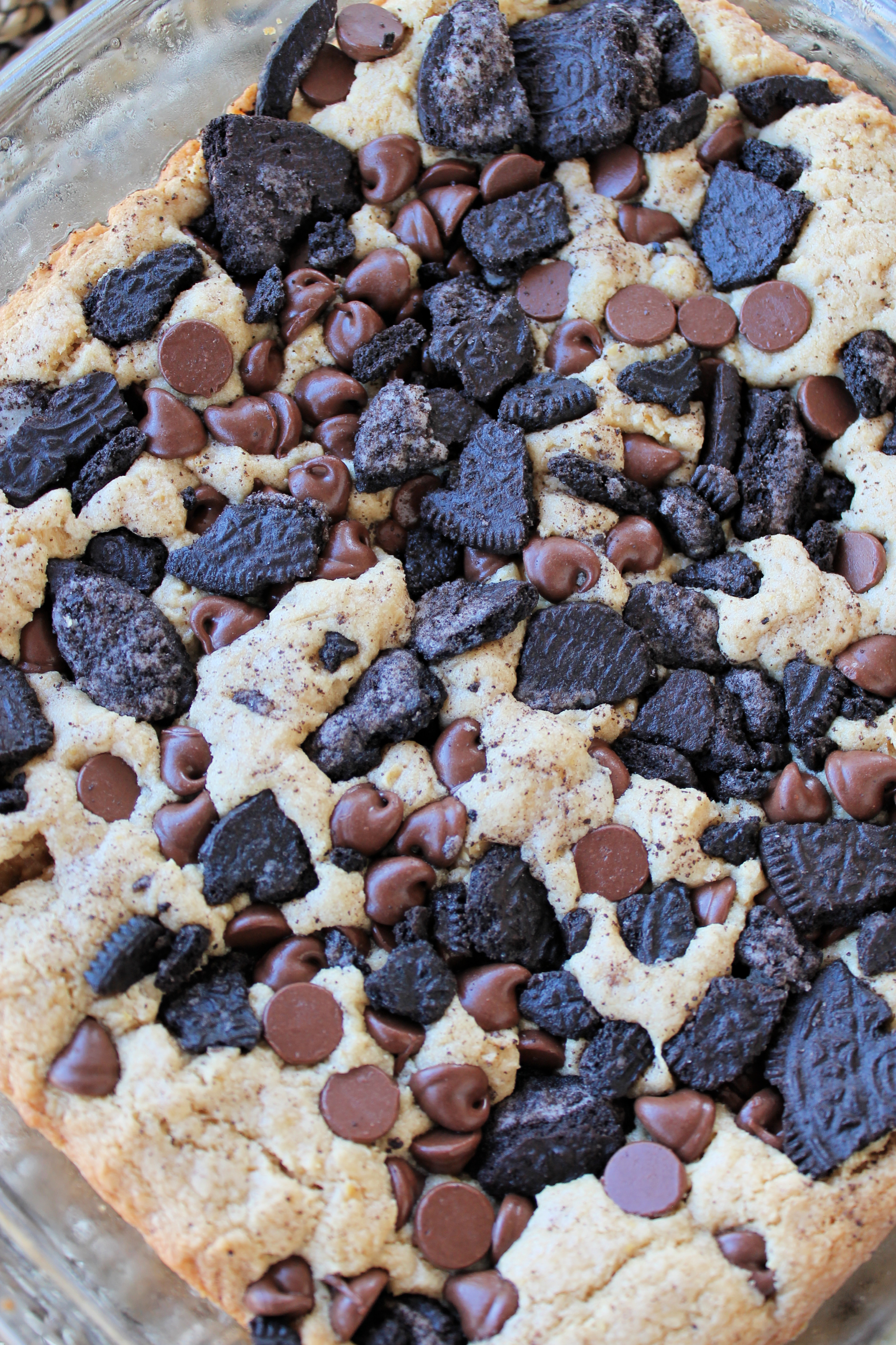 how to make monster cookie bars