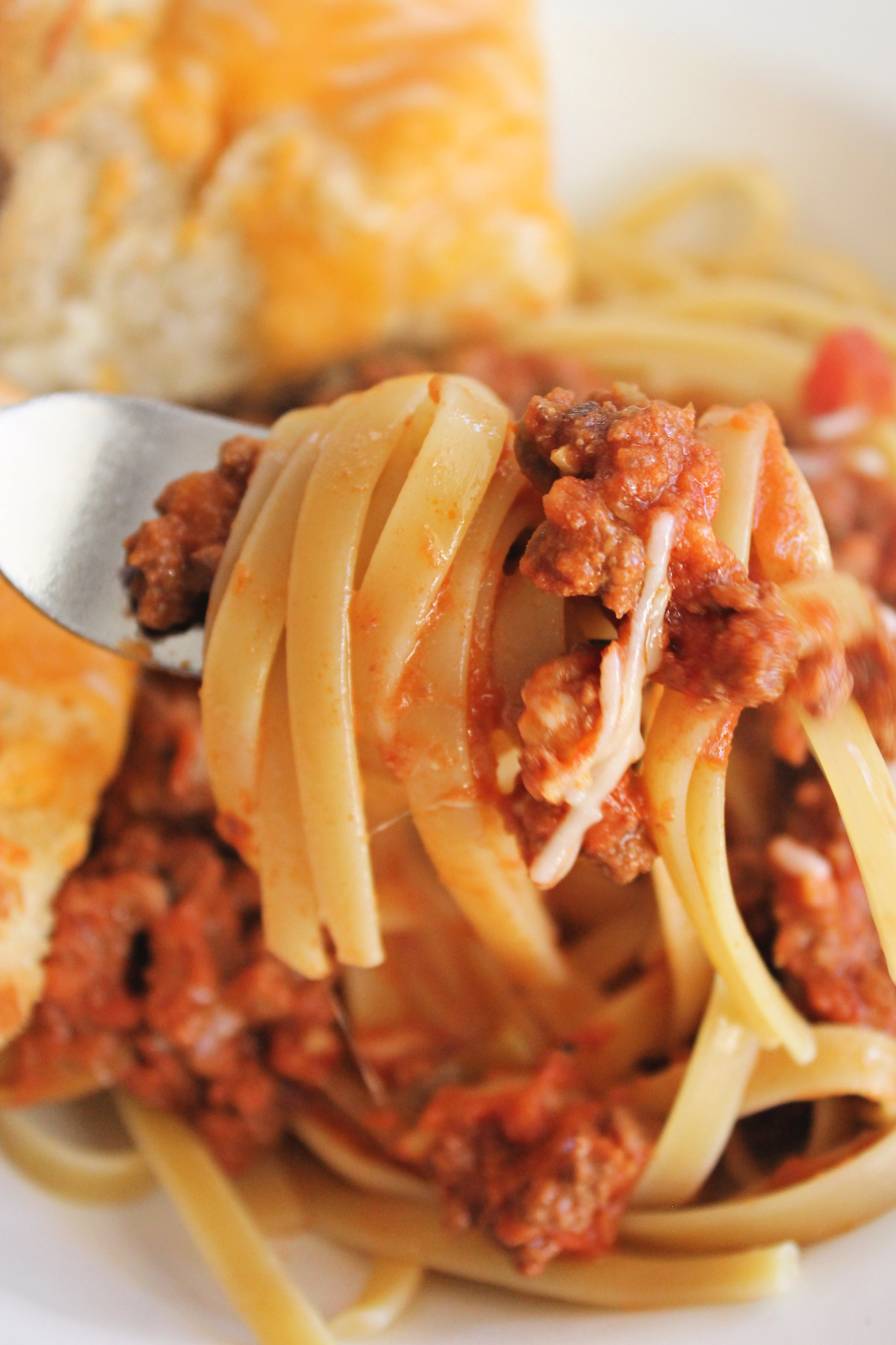 easy homemade crockpot bolognese recipe