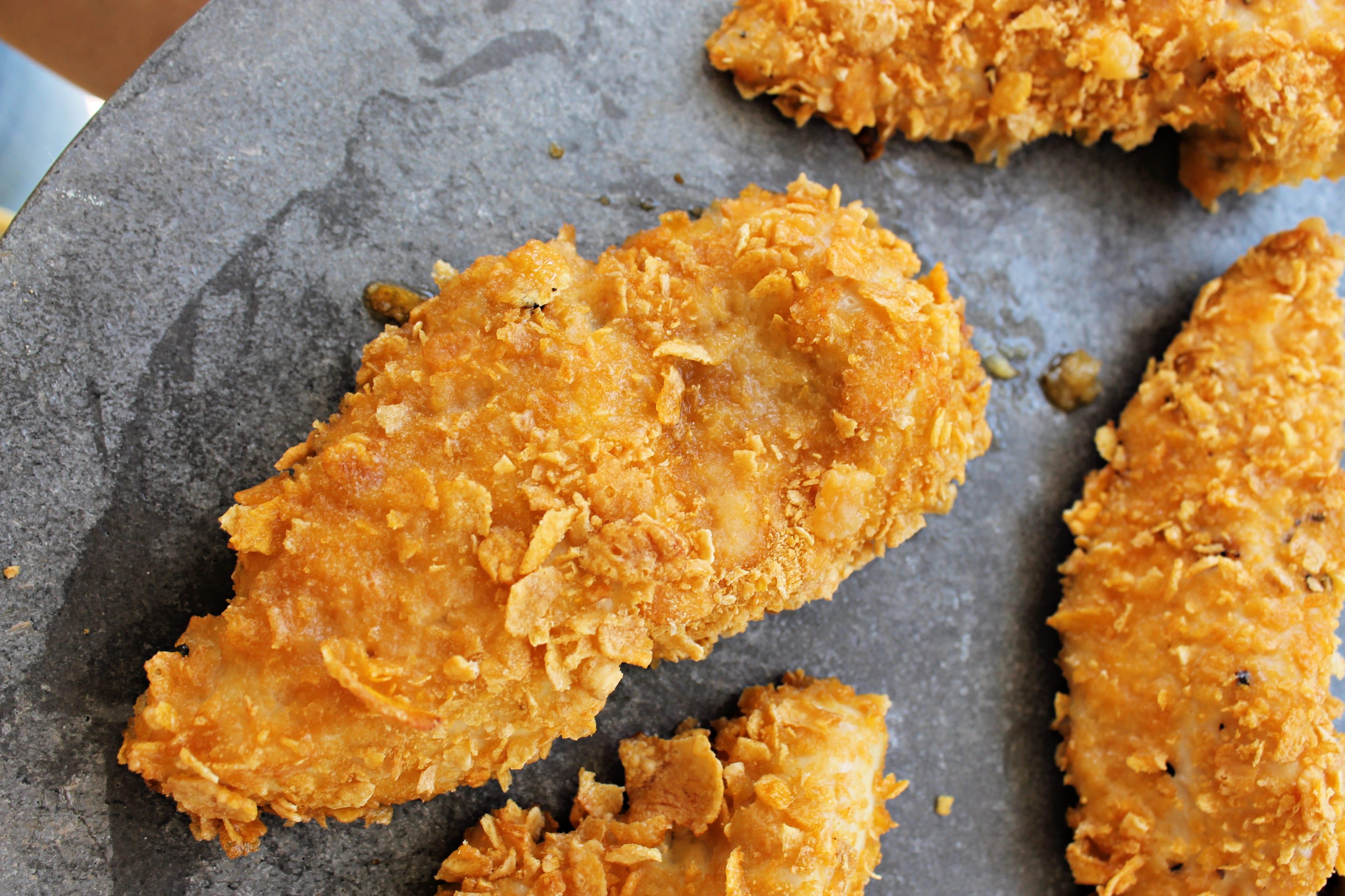 Cornflake Chicken Tenders