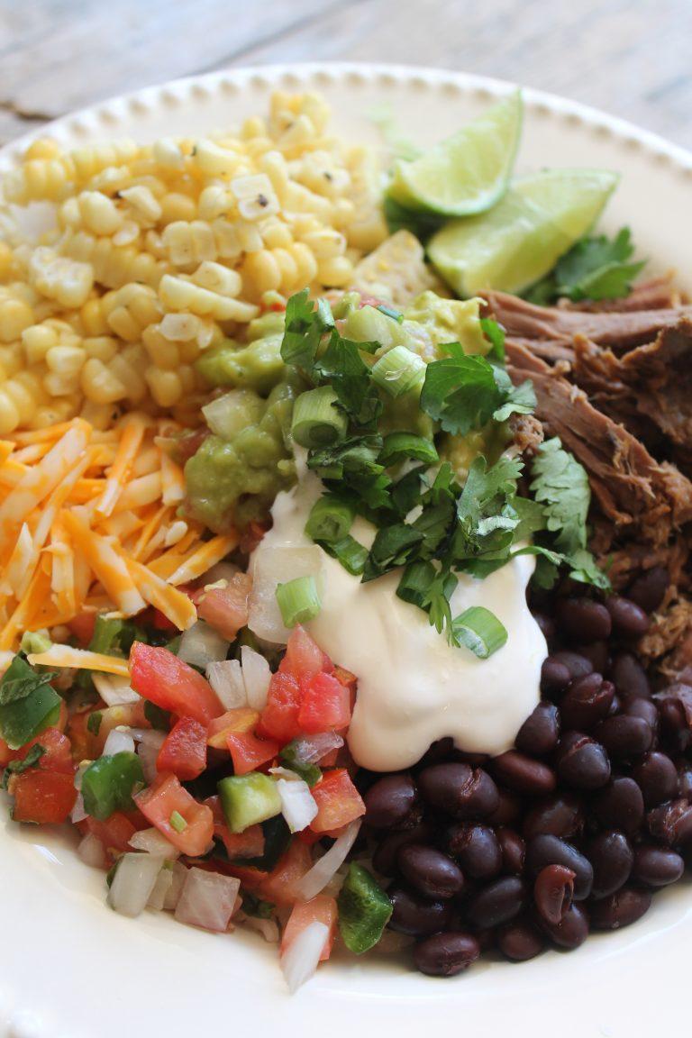 The Tastiest Burrito Bowls!