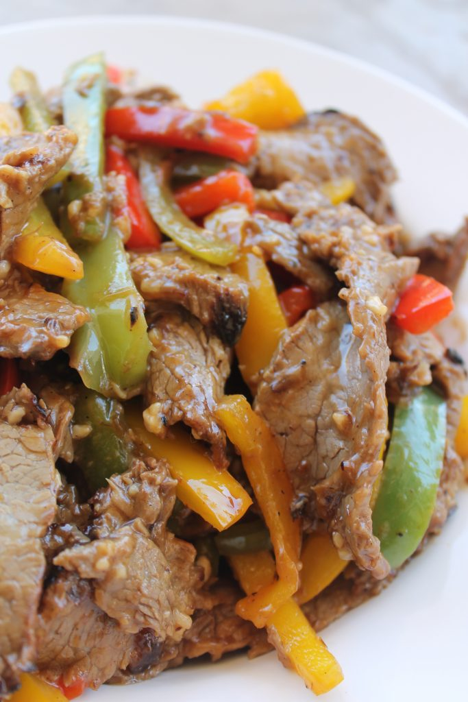 Steak Stir Fry Recipec