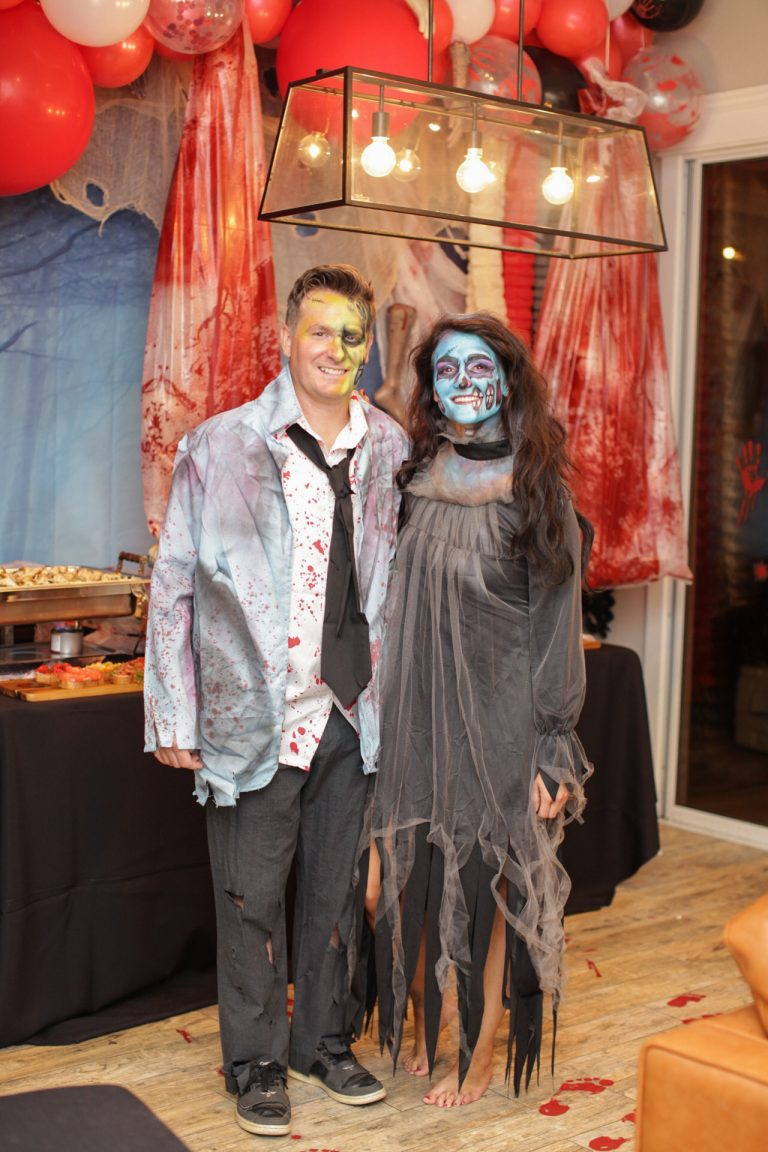 Top Trending Scary Couple Halloween Costumes of 2019