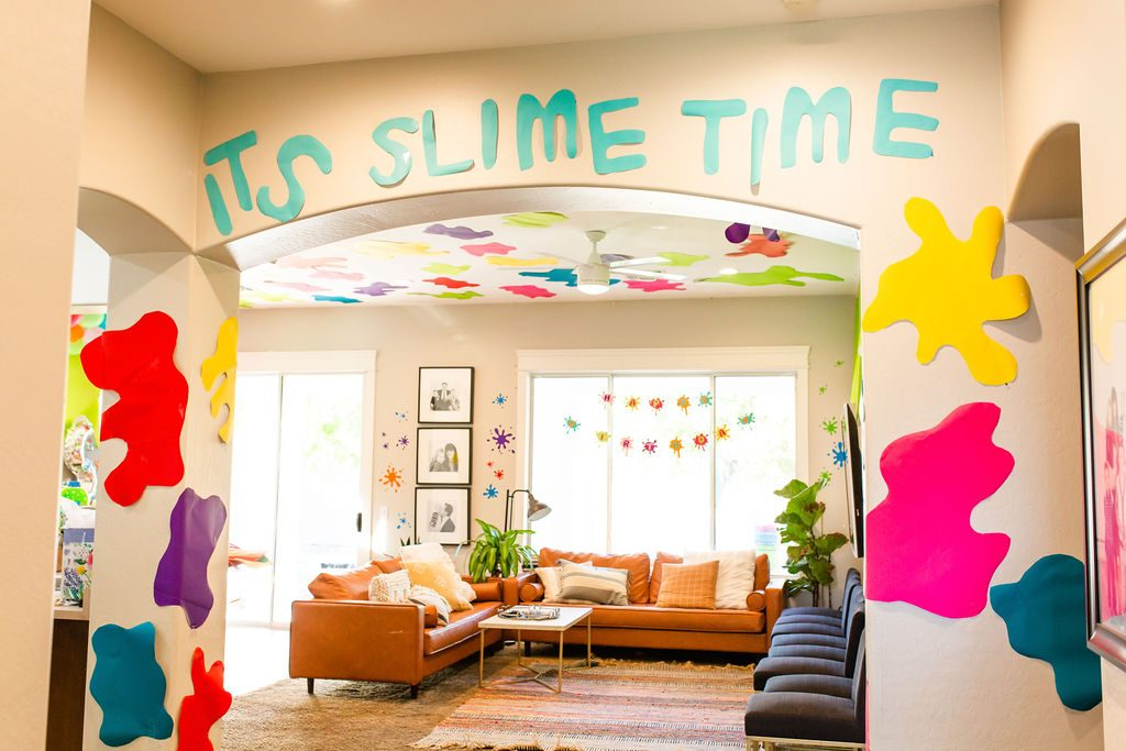 The Ultimate Guide To Throwing A Slime Party