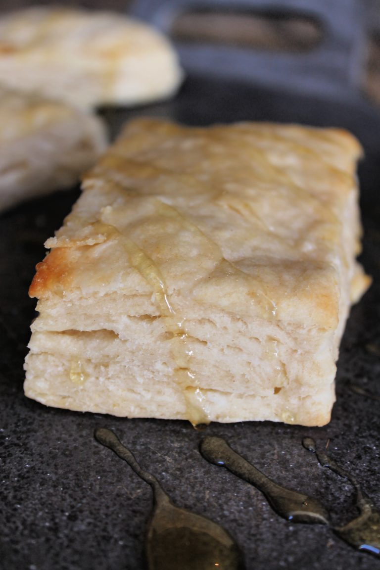 Jacob's Pickles Buttermilk Biscuits