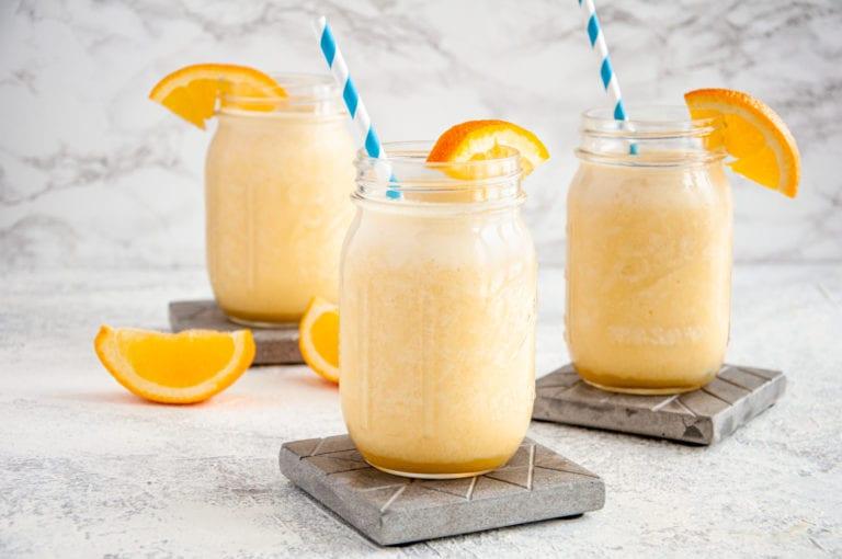 Homemade Orange Julius