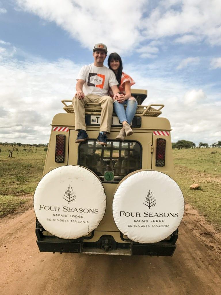 The Ultimate Africa Safari Trip