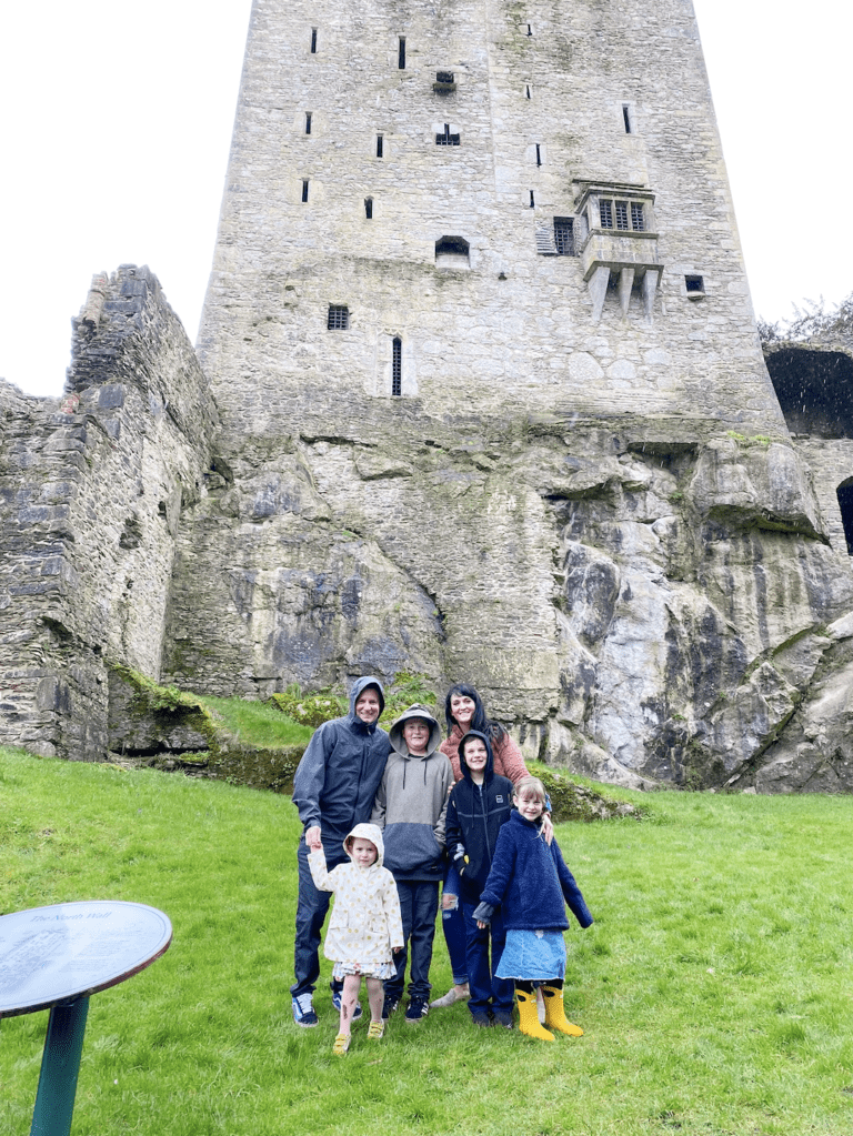 7 day RV Road trip in Ireland