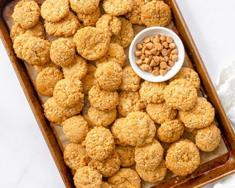 Butterscotch Cookies Oatmeal
